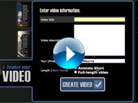 Easy Online Video Tips | How to create a professional online video using photo slideshow software