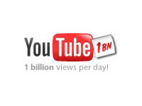 YouTube Views Billion View